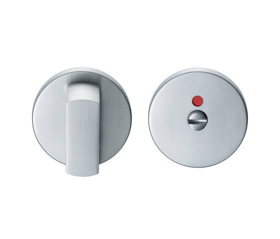 Agaho S-line Escutcheon 952 de WEST inx | Bath door fittings