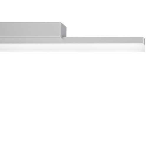 SPINAled Mounted lamp by RIBAG | Ceiling lights in aluminium