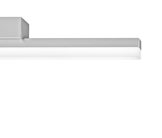 SPINAled Mounted lamp by RIBAG   Ceiling lights in aluminium