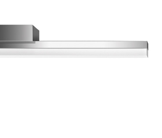 SPINAled Mounted lamp di RIBAG | Lampade a soffitto in alluminio