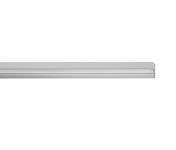 SPINAled Add-on element Wallwasher by RIBAG | Ceiling lights in aluminium