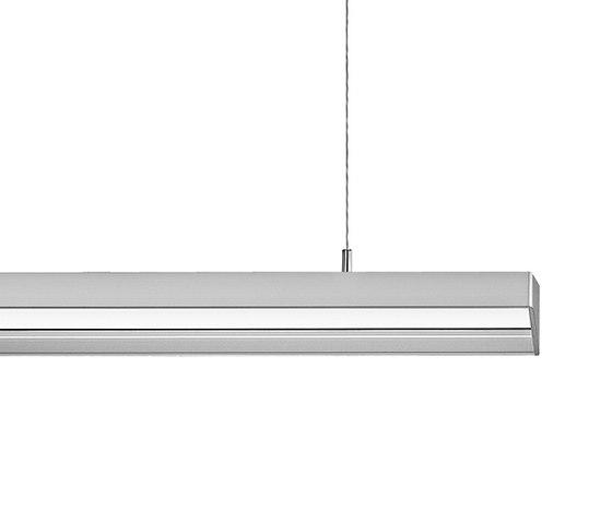 Spinaled luminaire suspendu de RIBAG | Matériau aluminium
