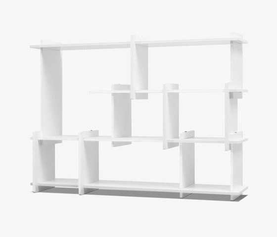 Slice Bookshelf by &TRADITION | Shelves