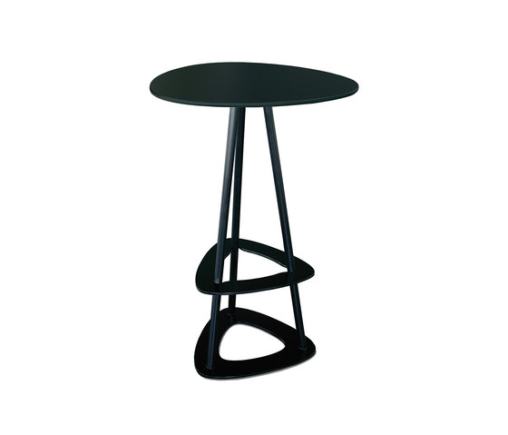 Pop bar table by Miiing   Standing tables