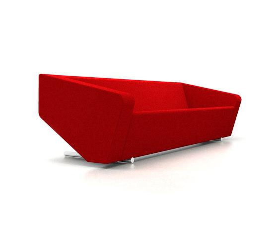 To Double Sofa by Nurus | Lounge sofas