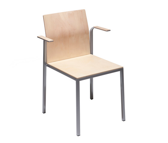 Tempo t32 by Arktis Furniture | Visitors chairs / Side chairs