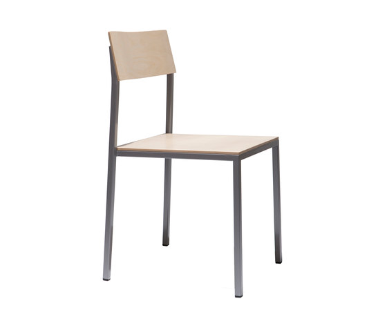 Tempo t33 by Arktis Furniture | Visitors chairs / Side chairs