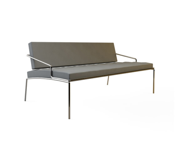 Flat Sofa by Nurus | Lounge sofas