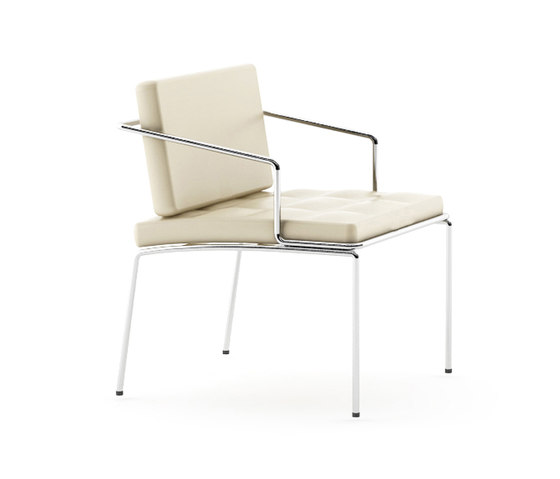 Flat Long Leg by Nurus | Visitors chairs / Side chairs