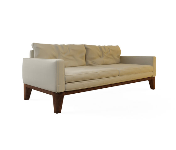 Juna Double Sofa by Nurus | Lounge sofas