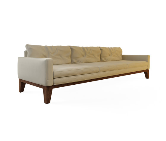 Juna Triple Sofa by Nurus | Lounge sofas