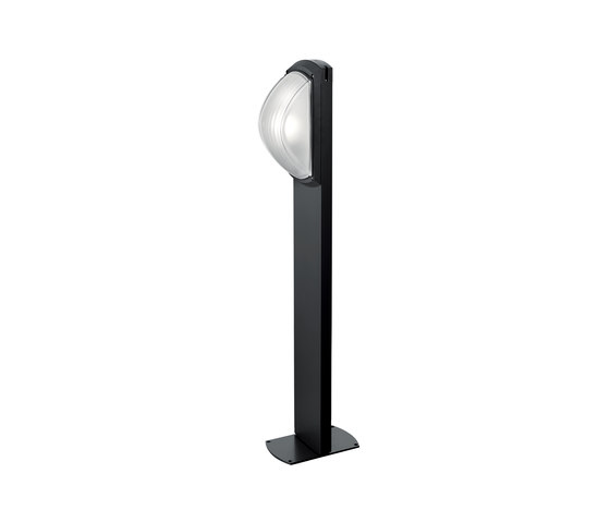 Giasole floor unilateral by Artemide Outdoor | Bollard lights
