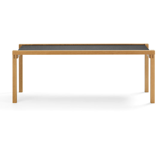 Principle of an architecture | WB-2 by LÖFFLER | Lounge tables