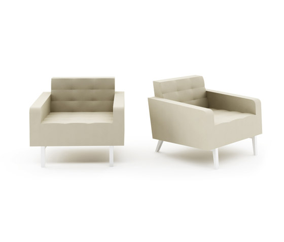 Greta Single Sofa de Nurus | Fauteuils d'attente