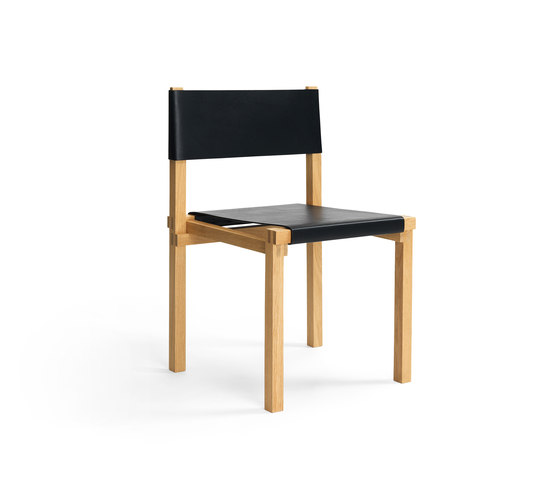 Principle of an architecture | WB-5 by LÖFFLER | Chairs