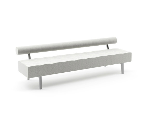 Greta Bench by Nurus | Waiting area benches