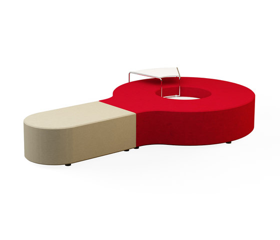 Connect Sofa by Nurus | Seating islands