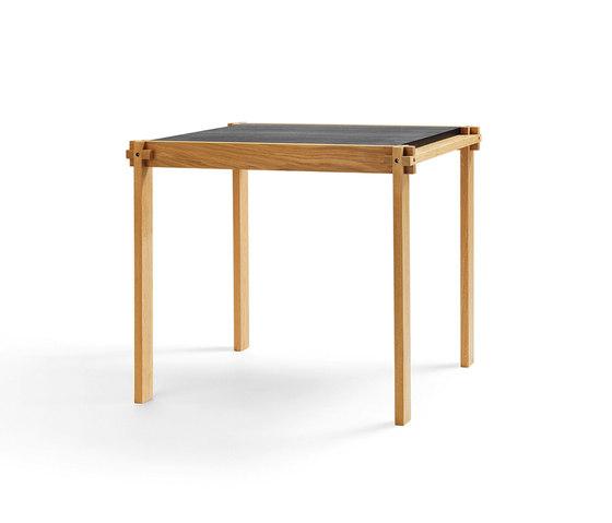 Principe d'une architecture | WB-12 de LÖFFLER | Tables de repas