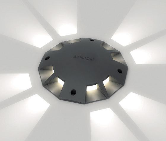 Megara 4 light beams by Artemide Outdoor | General lighting