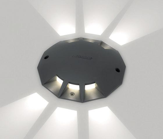 Megara 2 light beams by Artemide Outdoor | General lighting