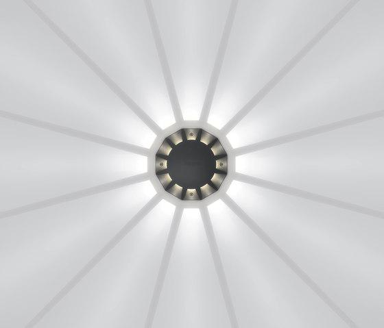 Megara 12-fach von Artemide Outdoor | Allgemeinbeleuchtung