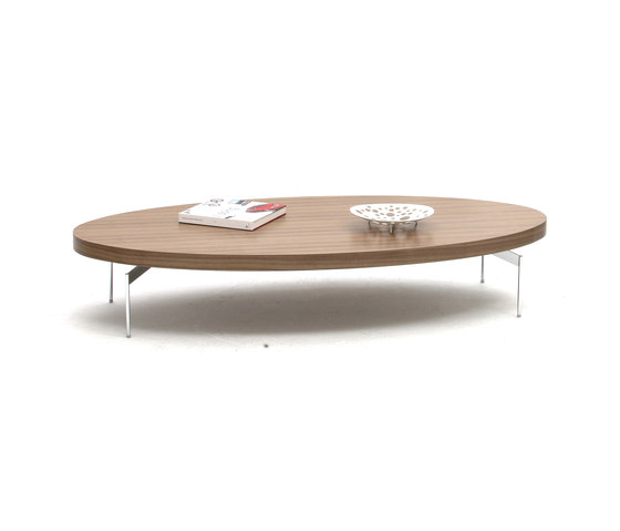 To Coffee Table Elliptical Coffee Table 01