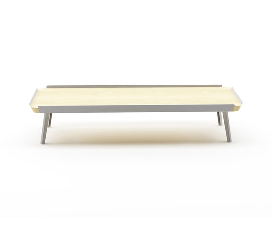 Edgar Rectangle Coffee Table by Nurus | Lounge tables