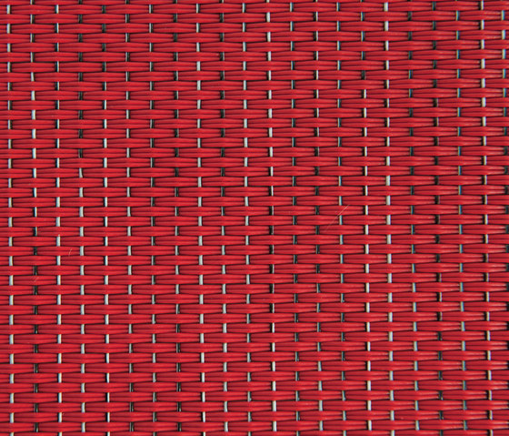 Chroma | red by FITNICE | Rugs / Designer rugs
