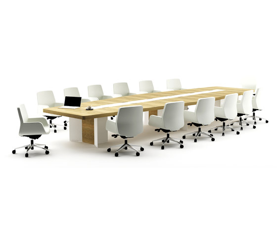 Inno Board Room Furniture by Nurus | AV tables