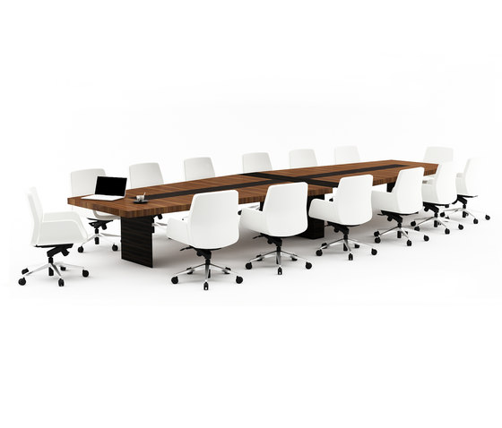 Inno Board Room Furniture de Nurus | Tables multimédia