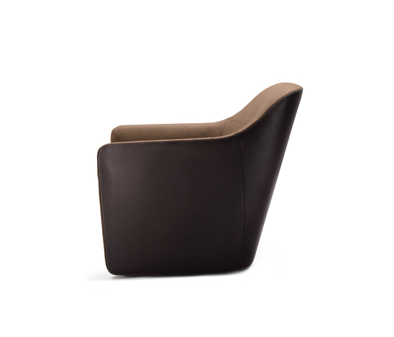 Foster 520 Sessel von Walter Knoll | Loungesessel