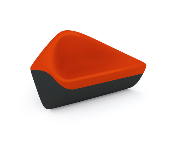 Seating Stones Lounge Chair by Walter Knoll | Modular seating elements