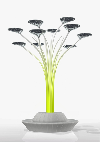 Solar Tree by Artemide Outdoor | LED lights