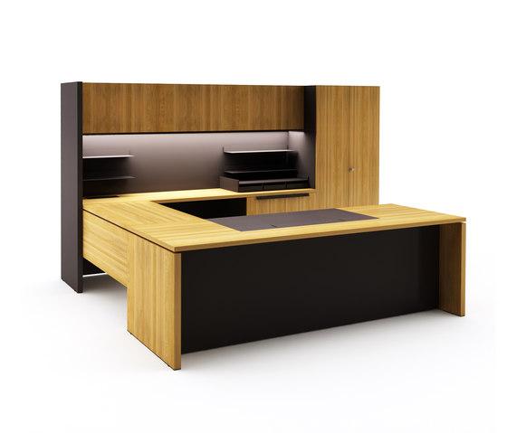 Noor Table by Nurus | Executive desks