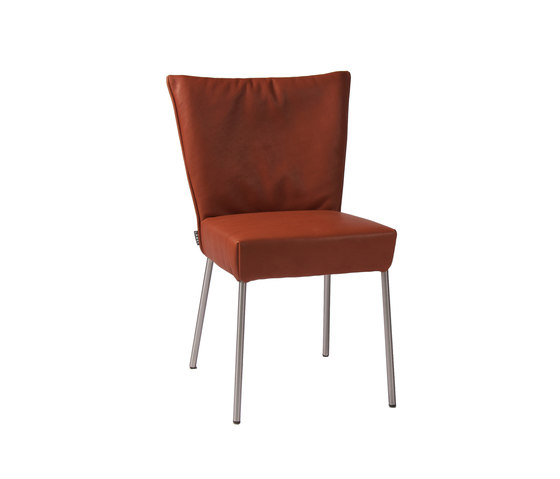 Gabon chair by Label | Visitors chairs / Side chairs