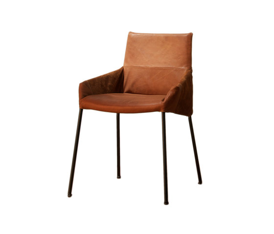 Inside Out chair by Label | Visitors chairs / Side chairs