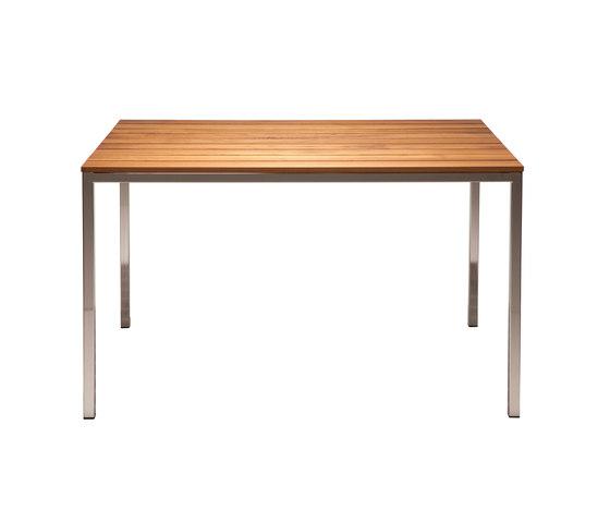 Tempo t42 de Arktis Furniture | Mesas de comedor de jardín