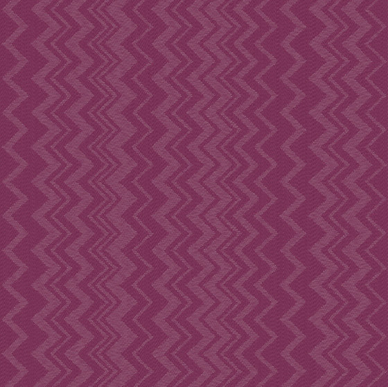 Missoni Zigzag Aubergine by Bolon | Wall-to-wall carpets