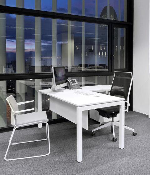 Tec by Dynamobel | Individual desks