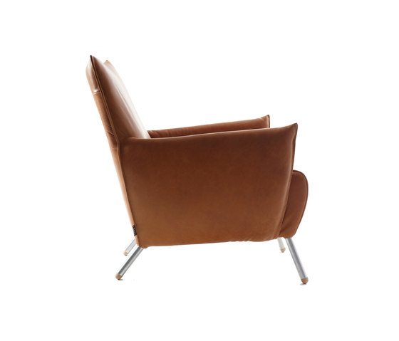 Cheo armchair di Label | Poltrone lounge