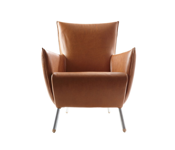 Cheo armchair von Label | Loungesessel
