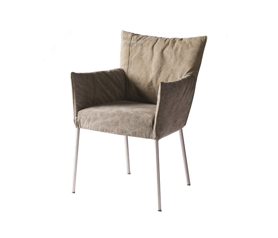 Mali chair by Label | Visitors chairs / Side chairs