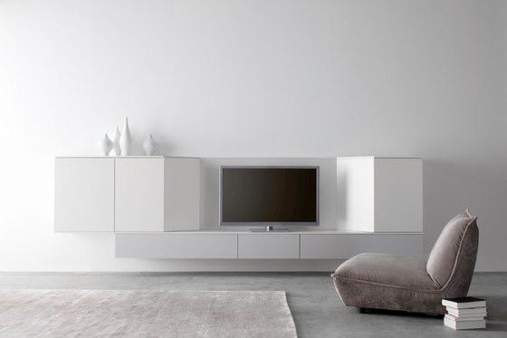 Cut Y by Sudbrock | Wall storage systems