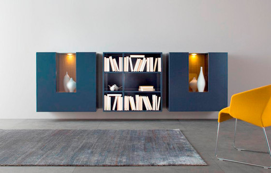 Domino by Sudbrock | Display cabinets