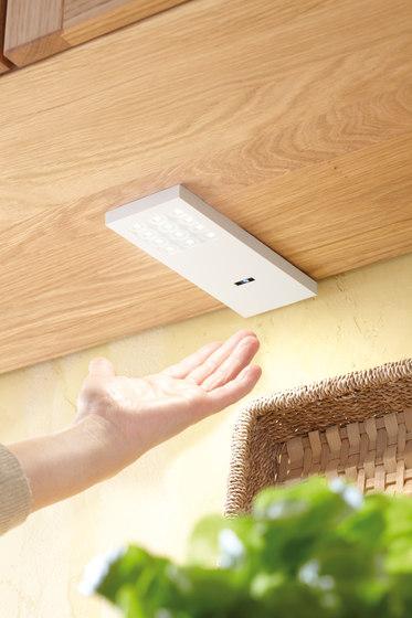 LED Slim-Pad de Hera | Lámparas para bases