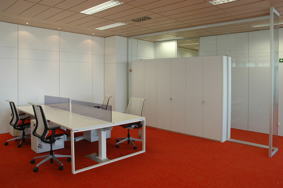 Tabique Armario by Faram | Space dividing storage