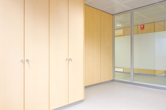 Tabique Armario by Faram 1957 S.p.A. | Partition wall systems