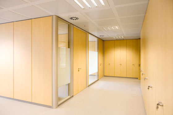 Tabique Armario by ARLEX design | Partition wall systems