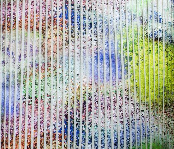 Efalda Print di Création Baumann | Tessuti tende