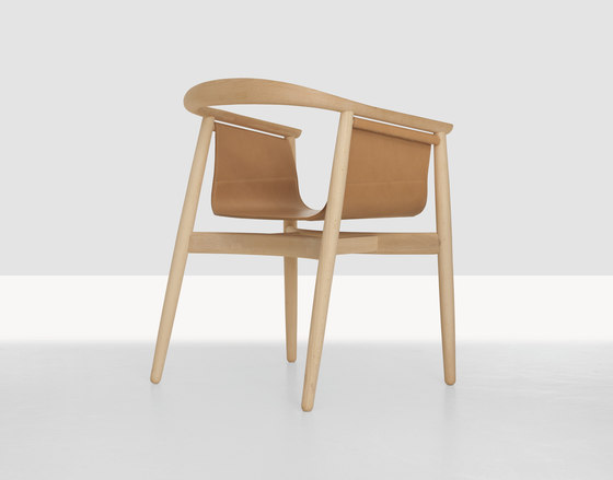 Pelle by Zeitraum | Armchairs